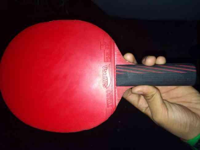 paleta de tenis de mesa stiga