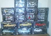 Motos y autos de coleccion