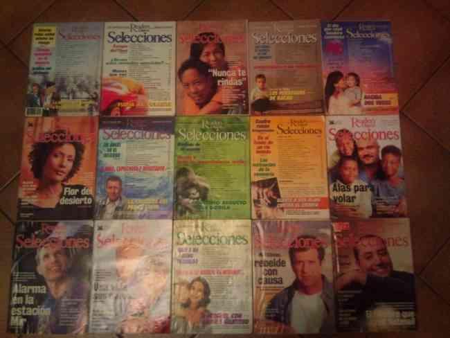 Revista Selecciones Reader's Digest