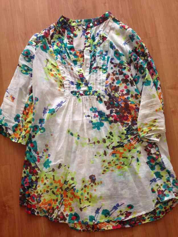 Camisa ZARA Talla xs/s ( precio negocibale)