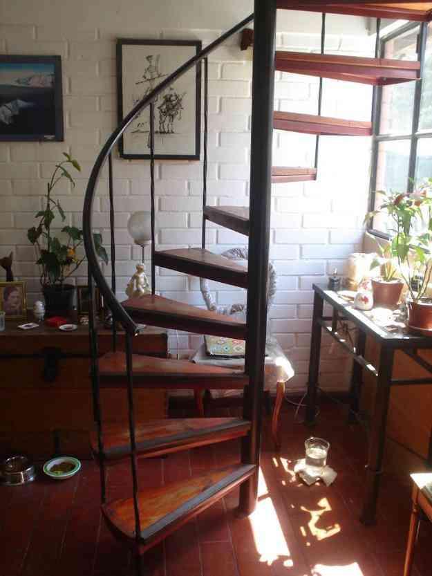 Imagenes de escaleras de caracol stunning diseo de - Modelos de escaleras de caracol para interiores ...
