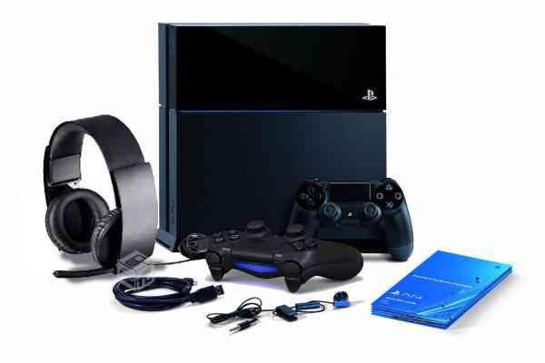 PS4 + 2 controles +headset 7.1 usb