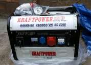 Generador nuevo bencinero 2,8 kw