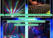Dvj, amplificacion e iluminacion profesional
