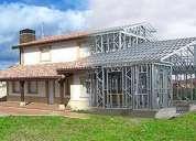 Construccion y ampliación de viviendas solidas y ligeras