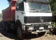 Mercedes 2631 tolva doble pte año 2001