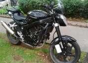 Moto hyosung gt250 naket