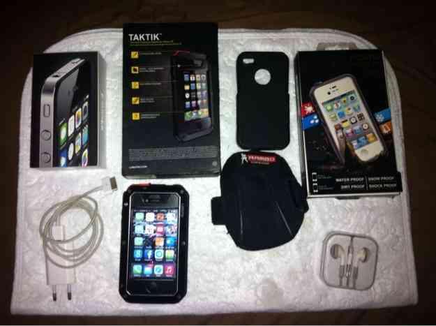 Permuto iPhone 4s