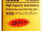 Bateria galaxy grand duos i9082 2850mah la reina