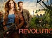 Vendo serie revolution 1ª temporada