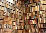 Compro libros usados, antiguos.