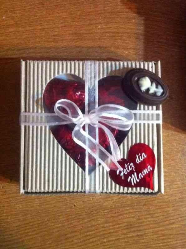 chocolates dia de la madre