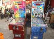Maquina traga monedas pinball