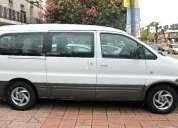 (vendo) minivan jac refine 1.9 año 2012