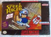 Speed racer (meteoro), snes, super nintendo