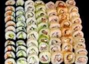 Venta de sushi
