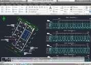 Digitalizacion y creacion de planos y modelos en 3d