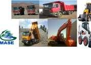 Camiones tolva disponibles para tercera-cuarta región de chile