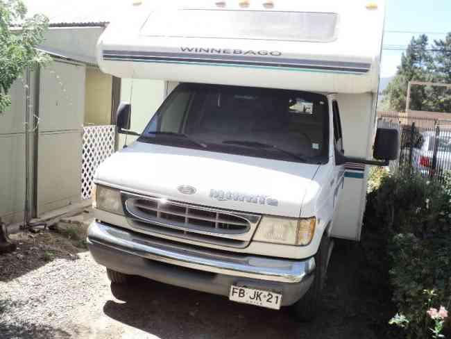 Motorhome Ford año 1998