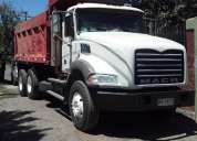 Mack granite tolva 2007 doble pte