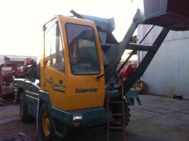 autoconcreta camion concretero italmachine