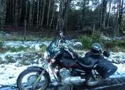 Classcic moto yamaha enticer año 2009