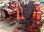 motor marino scania v8 desde 500 hp