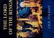 Vendo13 cd del señor de los anillos