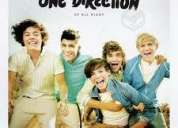 Cd y dvd de one direction up all night