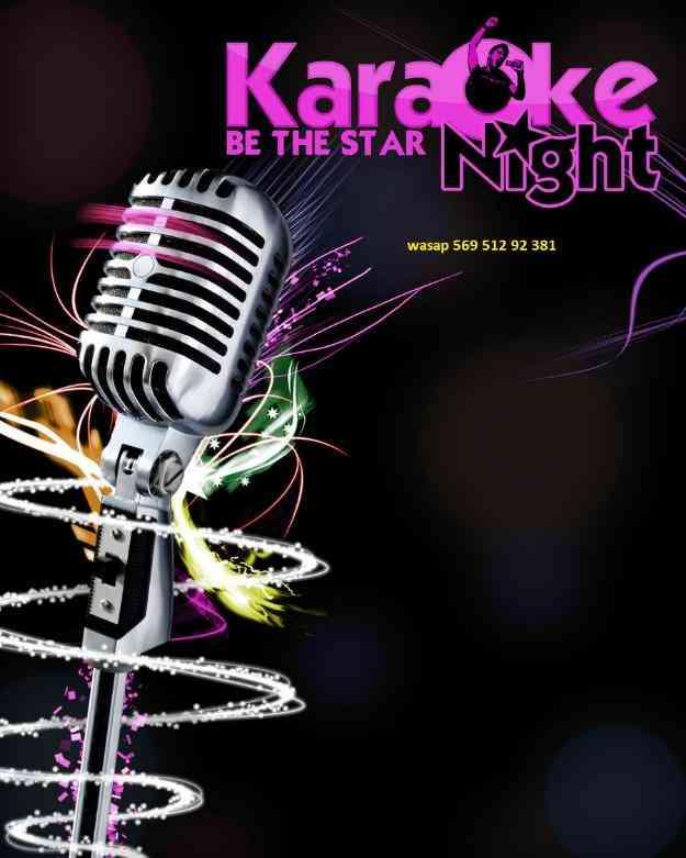 Karaoke en chile sonido real mp3