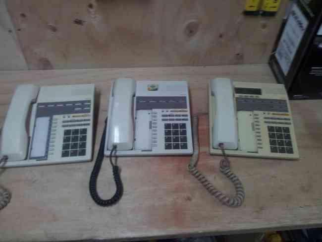 Central telefonica nitzuko