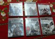 Coleccion assassin's creed pp3
