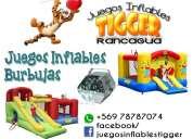 Juegos inflables tigger