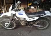 Yamaha xt 225cc año 1993