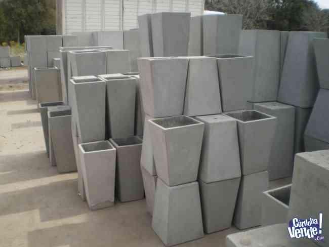 Maceteros de cemento grandes santiago santiago doplim - Maceteros de cemento ...