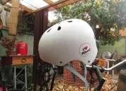 Casco de bicicleta nitro en buenas condiciones