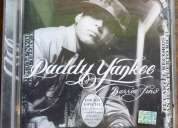 Cd daddy yankee - barrio fino