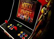 Espectacular mini arcade
