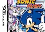 Sonic rush ds