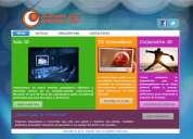 Creación de páginas web en arica.