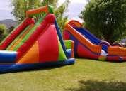 Juegos inflables para eventos