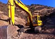 excavadora hyundai robex 200