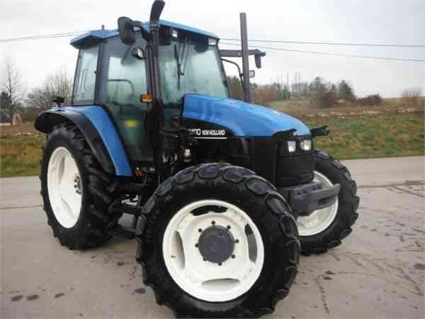 Tractor New Holland TS 100T