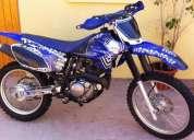 Yamaha ttr 230 año 2012 con equipo copiapo
