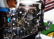 Motor fuera de borda jhonson de 65 hp