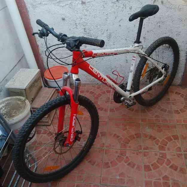 Bicicleta marca Centurion MTB