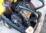 Hidrolavadora karcher agua fria caliente