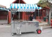 carros de comida para su negocio