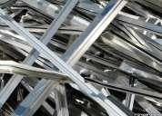 Pagamos su aluminio y acero inox...mejores precios