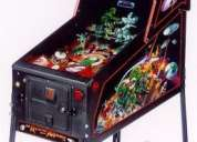 Vendo   flipper revenge from mars pinball 2000